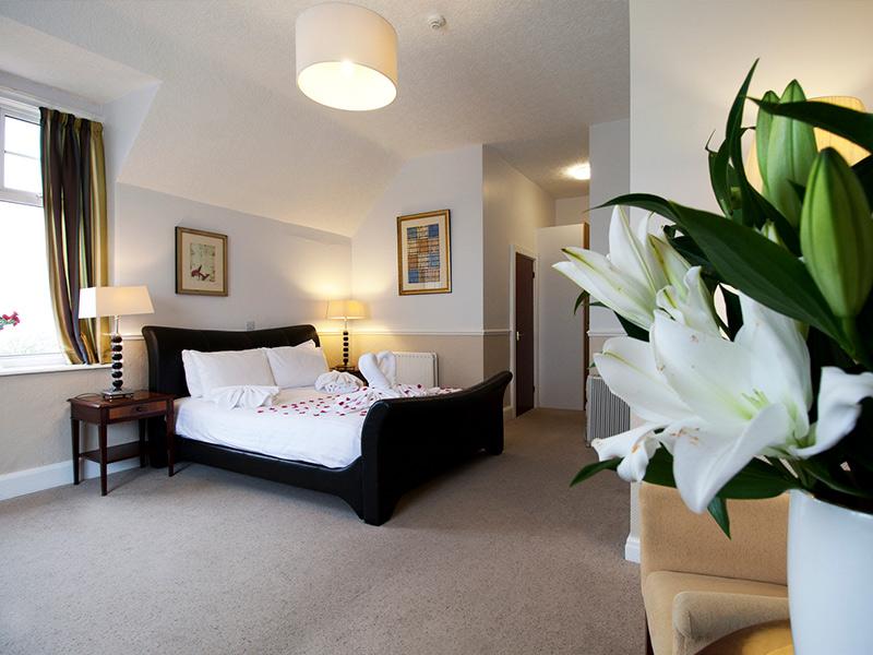 north shore bridal suite