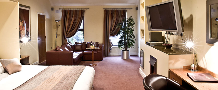Oranmore Lodge Junior Suite